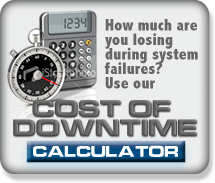 Calculate the Cost of Downtime