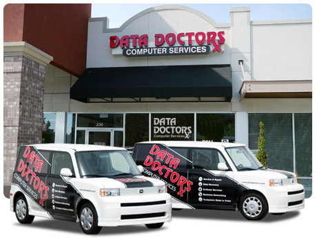 Data Doctors Store Front
